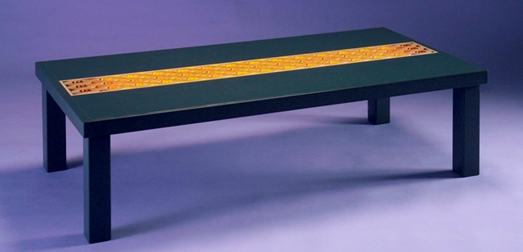 モダン明かりテーブル